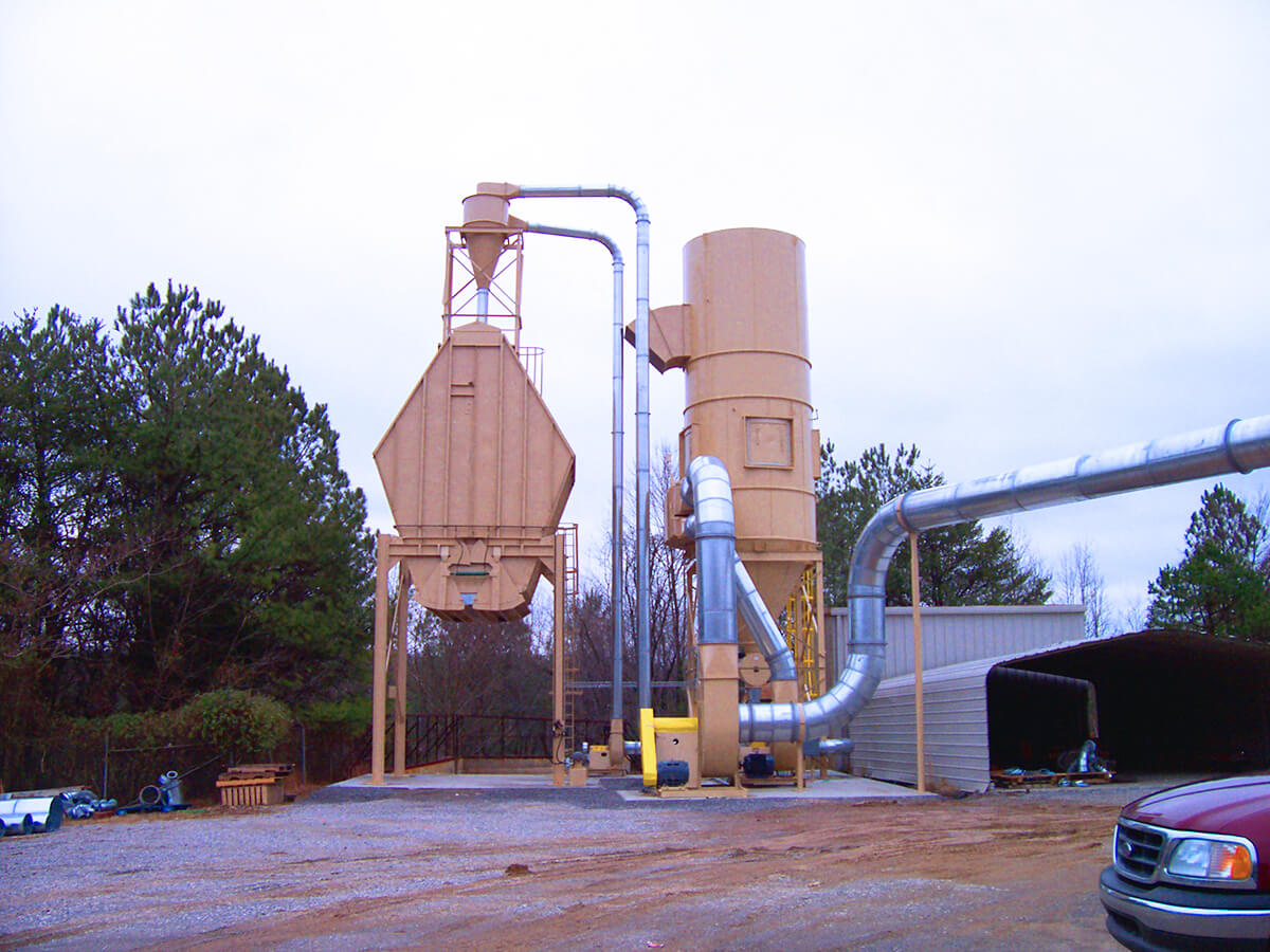 Cyclone Dust Collector Dust Collection Services Llc