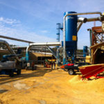 Donaldson Baghouse Dust Collector Installed by Dust Collection Services LLC