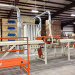 Custom Designed & Fabricated Duct Work Installation by Dust Collection Services LLC
