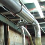 Quick Connect Duct and Fittings by Dust Collection Services LLC.