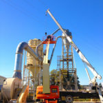 Dissassemble & Moving Services of Dust Collection Services LLC