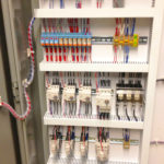 Custom Designed Motor Control Panels for Dust Collection Systems by Dust Collection Services LLC.