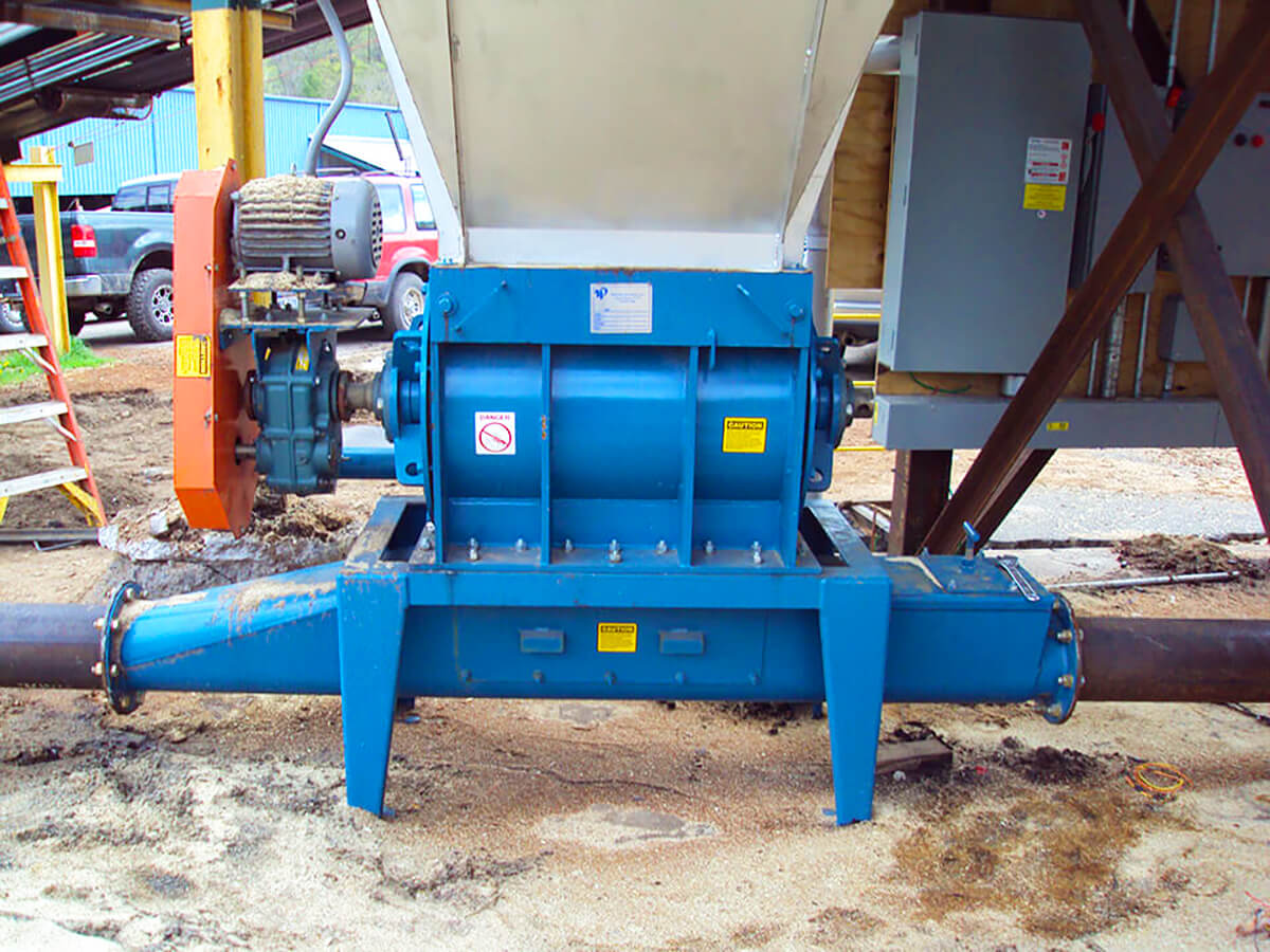 High Pressure Loading System for Dust Collection by Dust Collection Services LLC